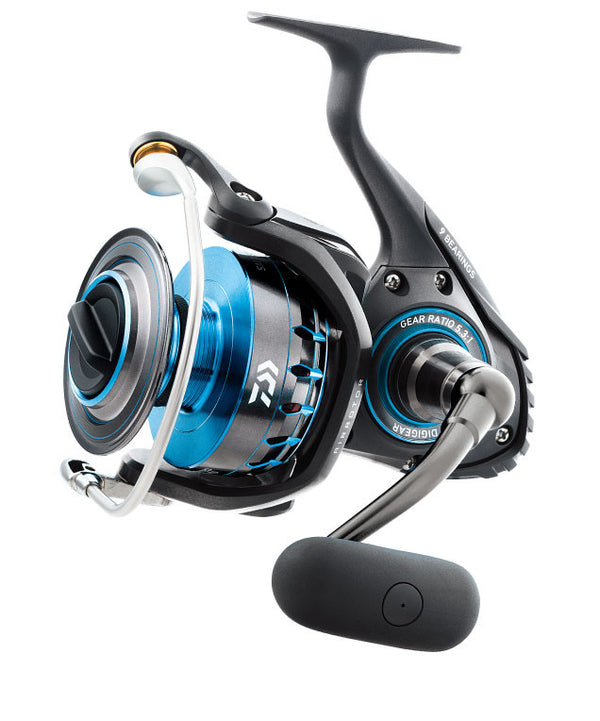 Daiwa Saltist 2016 Spinning Reel - Fishing's Finest
