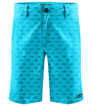 Pelagic Deep Sea Hybrid-Short - Aqua