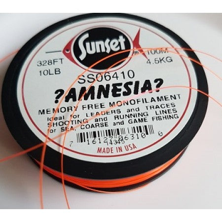 Sunset Amnesia Indicator Tippet - Fishing's Finest