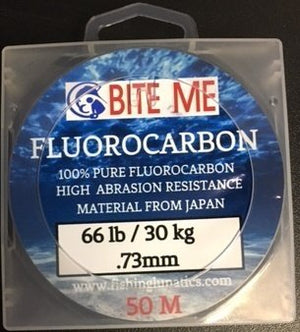 Bite Me Fluorocarbon Leader - Fishing's Finest