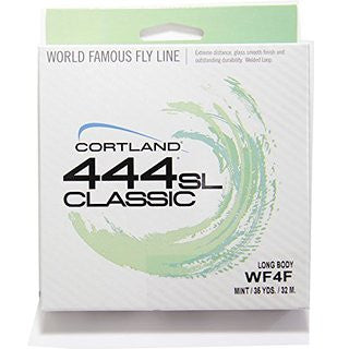 Cortland 444 Classic SL Floating Fly Line - Fishing's Finest