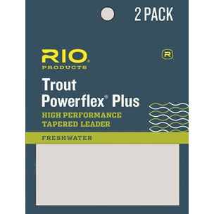 Rio PowerFlex Plus Leader - Fishing's Finest