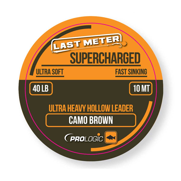 Prologic Supercharged Hollow Leader - Fishing's Finest