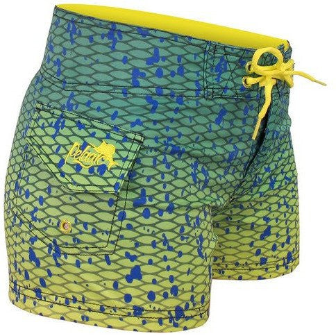 Pelagic Women's Dorado Boardshorts - Fishing's Finest