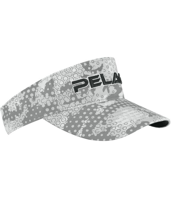 Pelagic Performance Visor- Ambush Grey - Fishing's Finest