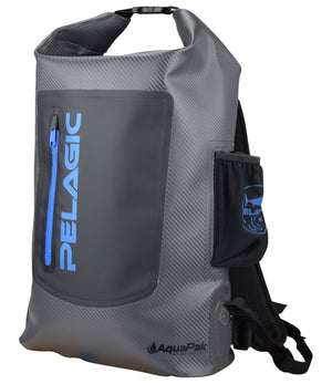 Pelagic Aquapak Backpack Grey