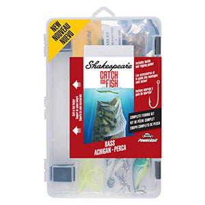 Catch More Fish Tackle Box - Fishing's Finest