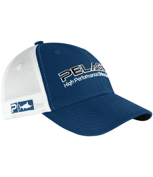 Pelagic Offshore Cap - Solid Navy - Fishing's Finest
