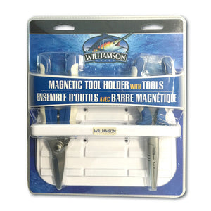 Williamson Magnetic Tool Holder with Tools - Fishing's Finest