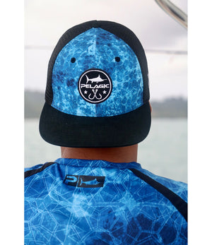 Pelagic VaporTek - Hex Blue - Fishing's Finest