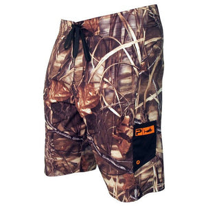 Pelagic Ambush Boardshort - Realtree Camo - Fishing's Finest