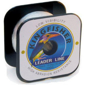 Kingfisher Monofilament Leader - Fishing's Finest