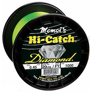 Momoi's Diamond Hi-Catch Monofilament Line Spools - 1000YD - Fishing's Finest