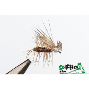 SciFlies Elk Hair Caddis - Brown - Fishing's Finest