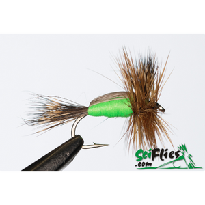 SciFlies Yellow Humpy - Fishing's Finest