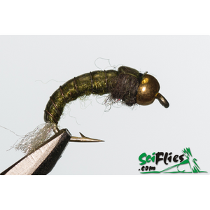 SciFlies Gold Bead Caddis - Fishing's Finest