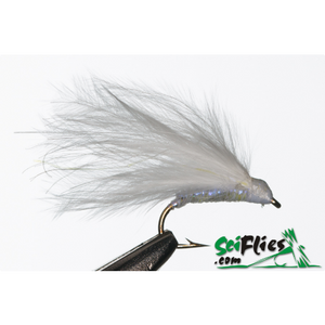 SciFlies White Death - Fishing's Finest