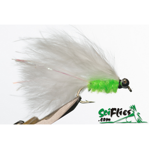 SciFlies Cats Whiskers - Black - Fishing's Finest