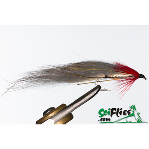 SciFlies Zonker - Grey - Fishing's Finest