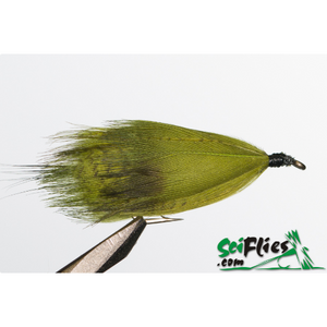 SciFlies Hamills Killer - Olive - Fishing's Finest