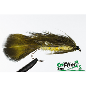 SciFlies Matuka - Yellow - Fishing's Finest