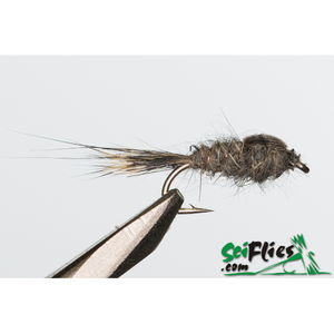 SciFlies Gold Ribbed Hare's Ear (GRHE) - Natural - Fishing's Finest