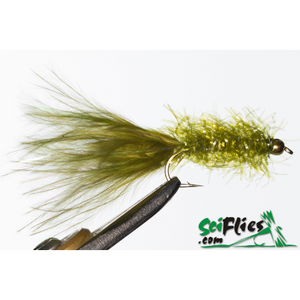 SciFlies Fitz Bugger - Olive - Fishing's Finest