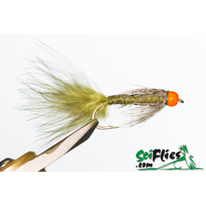 SciFlies Deep Water Damsel - Tungsten - Fishing's Finest