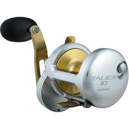 Shimano Talica II Lever Drag Reel - Fishing's Finest