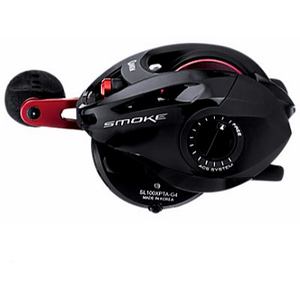 Quantum Smoke PT Speed Freak Low-Profile Baitcasting Reel - Fishing's Finest