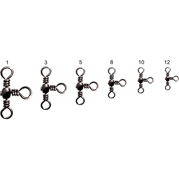 Centro Cross Line Swivel - Fishing's Finest