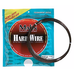 Malin Hard-Wire Stainless Steel Leader - Fishing's Finest