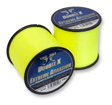Double X Extreme Abrasion Line - Fishing's Finest