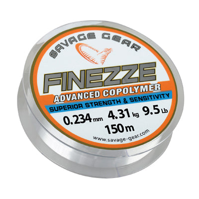 Savage Gear Finezze Co-polymer - Fishing's Finest