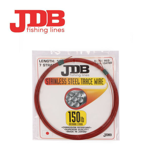 JDB Nylon Coated Stainless Steel Wire