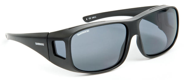 Shimano Polarized Sunglasse - Nexave Fitover - Fishing's Finest