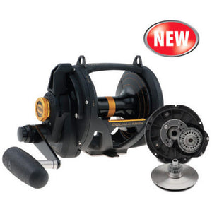 Penn Squal Lever Drag 2-Speed Reel - Fishing's Finest