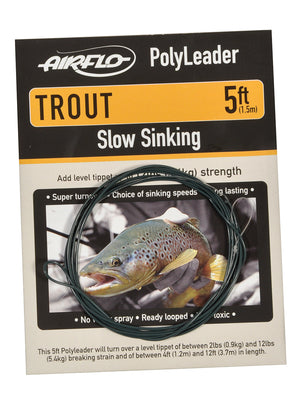 Airflo Poly Leaders - Fishing's Finest