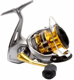 Shimano Sedona FI Spinning Reel - Fishing's Finest