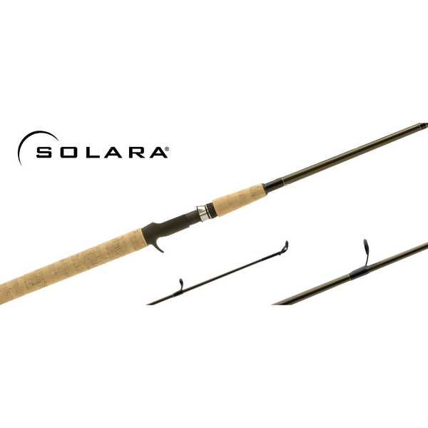 Shimano Solara Spinning Rod - Fishing's Finest