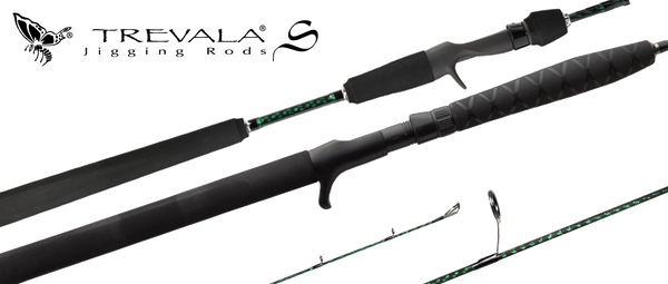 Shimano Trevala S Series Jigging Rod - Fishing's Finest