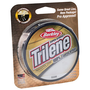 Berkley Trilene 100% Fluorocarbon - Fishing's Finest