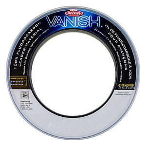 Berkley Vanish Leader Material - Fishing's Finest