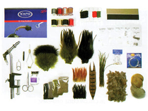 Wapsi Fly Tying Starter Kit - Fishing's Finest