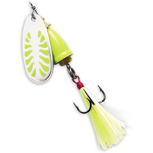 Blue Fox Vibrax Glow Spinner - Fishing's Finest