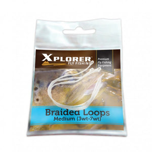 Xplorer Braided Loop - Fishing's Finest