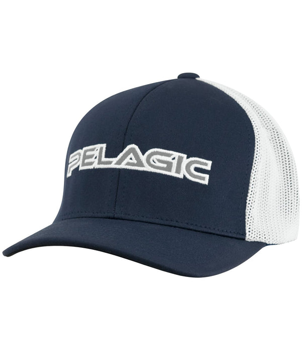 Pelagic Offshore Pro FlexFit - Navy - Fishing's Finest