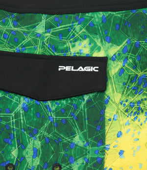 Pelagic Hydro Lite - Dorado Hex Green - Fishing's Finest
