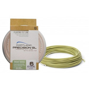 Cortland Precision SL Floating Fly Line - Fishing's Finest
