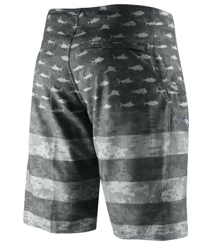 Pelagic Sharkskin Americamo - Patriot - Fishing's Finest